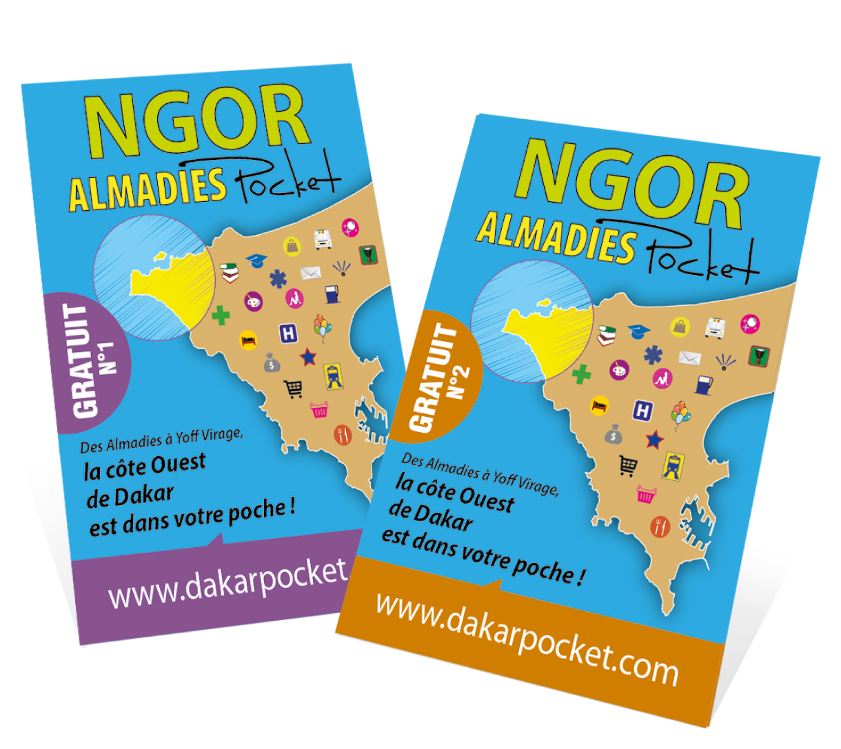 Ngor almadies pocket edition 2017