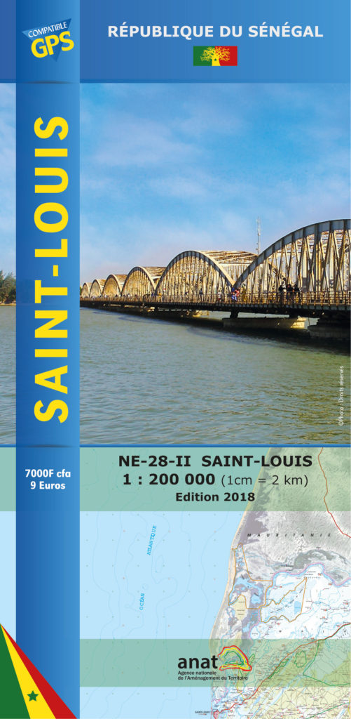Feuille de Saint Louis